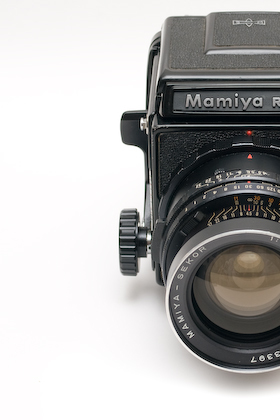Mamiya RB67 , Sekor 65mm F4.5