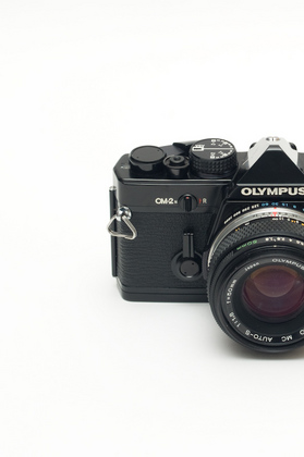 OLYMPUS OM-2N , Zuiko 50mm F1.8